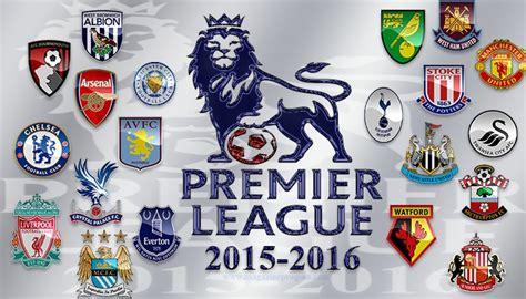 Calendario Premier League Premier League Ufficiale Il Calendario Della Stagione 2015 16