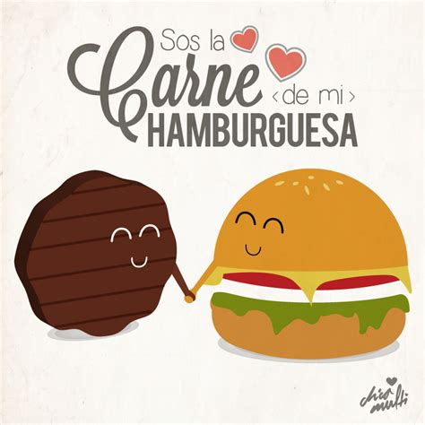 imagenes de amor para el pin animadas eres la carne de mi hamburguesa love pinterest mr