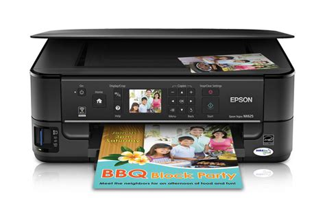 Printer Epson Fotocopy F4 epson stylus nx625 all in one printer inkjet printers for work epson us