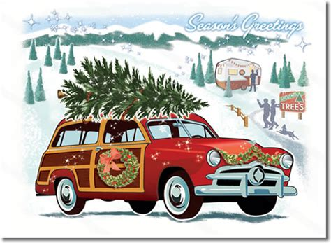 best christmas decirations for car custom printed cards personalized cards custom cards