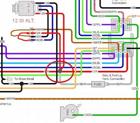 72 chevelle engine wiring harness diagram get free image