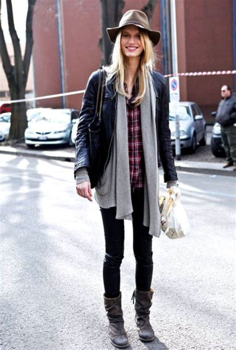 20 new ways to wear a plaid shirt closetful of clothes