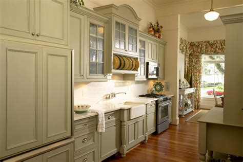 Green Kitchen Cabinets Light Green Kitchen Cabinets Indelink