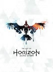 titan books the art of horizon zero dawn limited