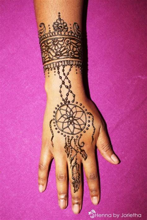 Tattoo On Hand Dream | best 25 dream catcher henna ideas on pinterest white