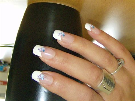 Ongle Gel Motif by Manucure Ongles Arrondis