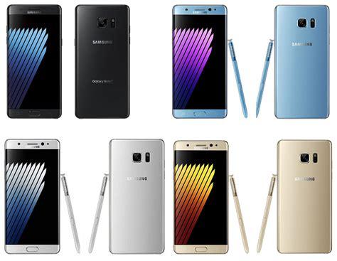 Handphone Samsung Note 7 harga review beli dan spesifikasi samsung galaxy note 7