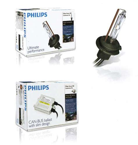 Lu Hid Xenon Philips philips 6000k 4th slim ballast hid xenon conversion