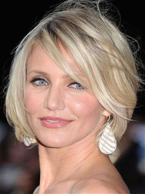chin length blonde haircuts chin length bob for blonde hair short hairstyle 2013