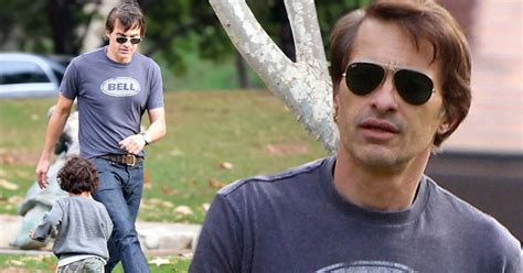 Lepaparazzi News Update Olivier Martinez Three Times by Olivier Martinez Shows His Skills After Split From