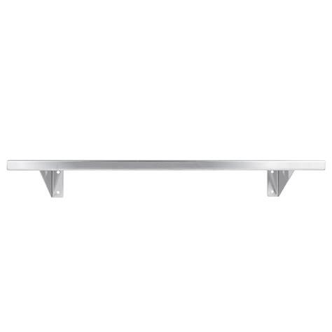 Bobrick Stainless Steel Shelf by Bobrick B 295 X 24 Stainless Steel Shelf With Satin Finish