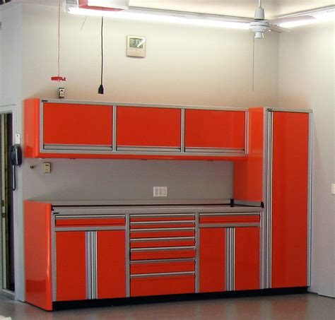 4 foot wide cabinet car guy garage 10 foot wide aluminum cabinets