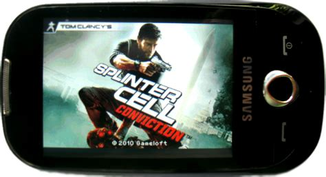 themes for samsung java touch phone free download tomy clancy s splinter cell conviction