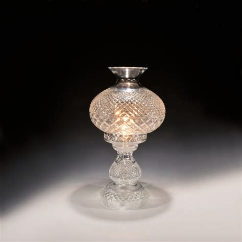 waterford crystal inishmaan l vintage irish waterford crystal inishmaan lamp