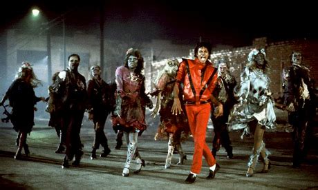 And Paul To Co In Thriller by El Disco Perfecto Michael Jackson Thriller Negrowhite