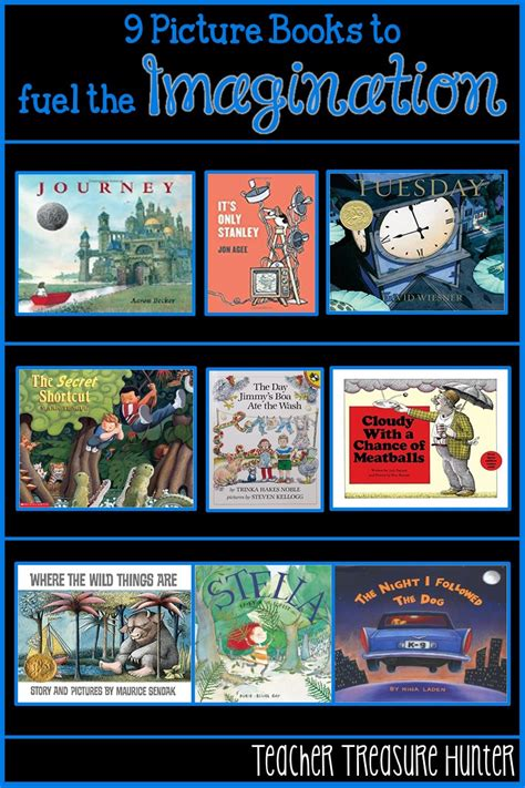 picture books about books treasure children s books to fuel the