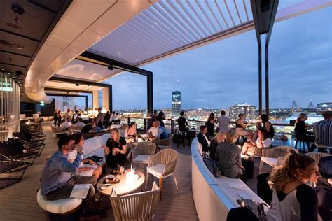 Roof Top Bar And Grill by Zephyr Rooftop Bar Hyatt Regency Sydney Eat Drink Play