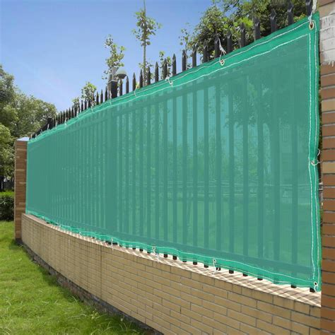 Sichtschutz Stoff Zaun by Fabric Fence Screen