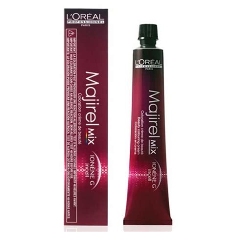 l oreal majirel hair color 5 6 5r ionene g incell permanent professional dye new ebay l oreal majirel mix 50ml salons direct