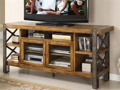 wood and metal tv stand wood metal tv stand wood workings
