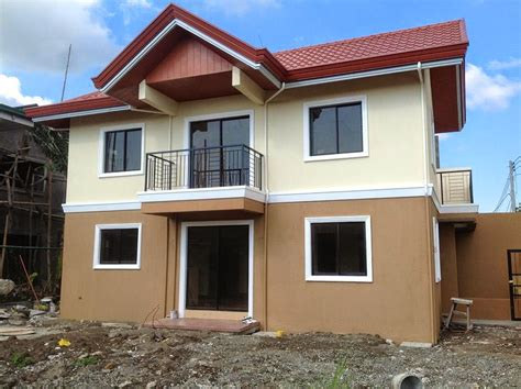 subdivision house design in the philippines subdivision houses design philippines house design