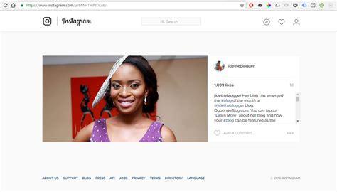 fb ads checker how i pay for instagram ads in nigeria ogbongeblog