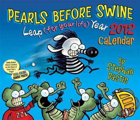 pearls before swine 2018 day to day calendar lavanta kokulu k 246 y pearls before swine 2012