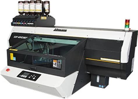 Printer Uv Mimaki mimaki ujf 6042mkii uv led curable flatbe inkjet printer