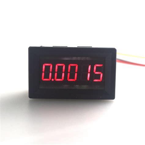 Yellow Decimal 0 36 4 Digit Led Display 7 Segments Kuning Tm1637 buy wholesale car digital voltmeter from china car digital voltmeter wholesalers
