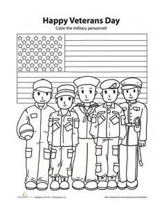 veteran s day coloring sheet social studies for 1st