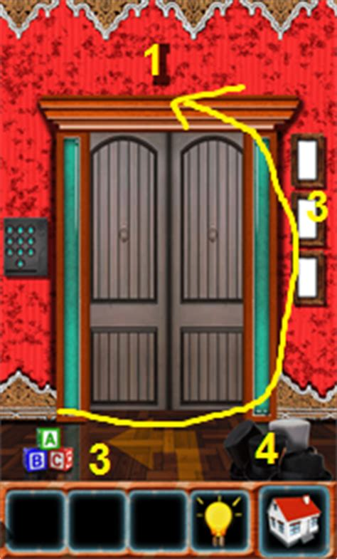 100 Floors Room Escape Walkthrough - 100 doors remake walkthrough room escape walkthrough