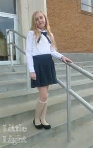 preteen school uniform girl school uniforms don t have to be boring make them