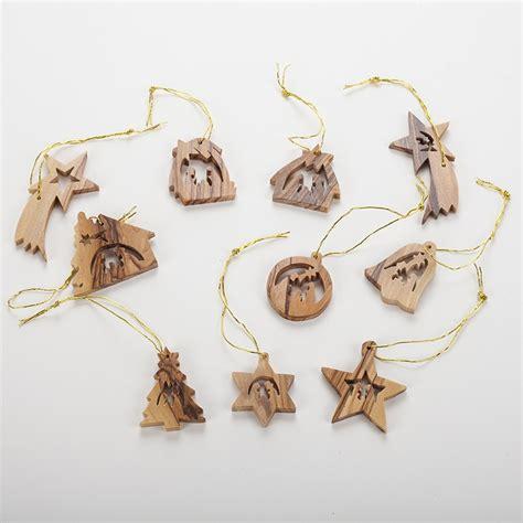 Decoration En Bois Pour Sapin De Noel d 233 coration en bois pour sapin de no 235 l