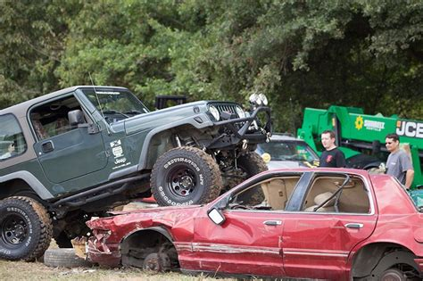 Midsouth Jeeps Jeep Day