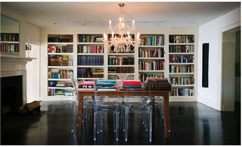 residential library interior design tilly s cottage