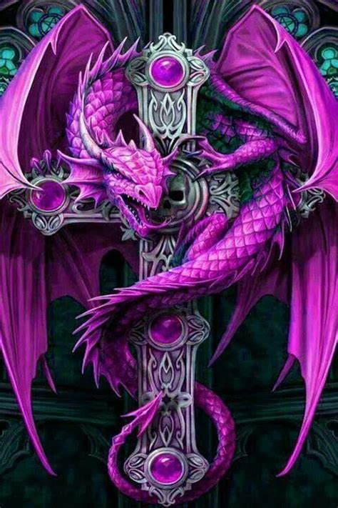 purple cross tattoo the purple roars flight of dragons