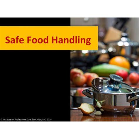 safe treats safe food handling aquire solutions