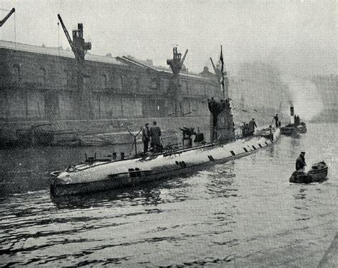 german u boat harbour german submarine u86 bristol harbour uk 1918 u boats