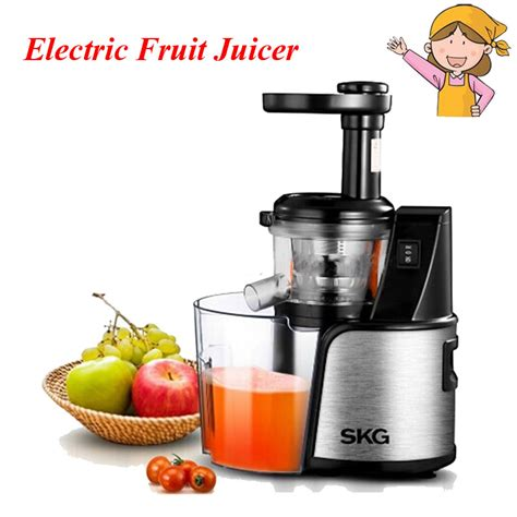 Juicer Baby fashion electric baby juicer multi functional steel