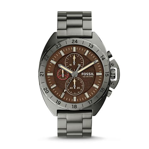 Jam Tangan Quiksilver The Breaker jam tangan fossil breaker ch3002 silver black brown