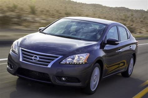 2014 Nissan Sentra Review 2014 Nissan Sentra New Car Review Autotrader