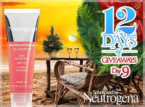Beauty Blog Giveaways - 12 days of giveaways day 9 7 ways to win a prize package of nine neutrogena