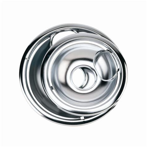 Kitchen Stove Drip Pans by Ge Drip Pans For Electric Ranges 4 Pack Ge68c The Home