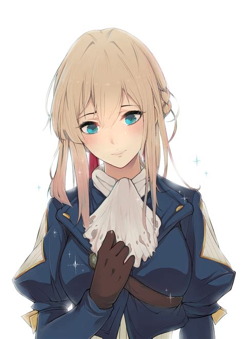 A Anime Character by Violet Evergarden Character Page 3 Of 21 Zerochan