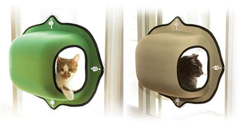 window cat bed new window pod cat beds from k h absolutely brilliant hauspanther
