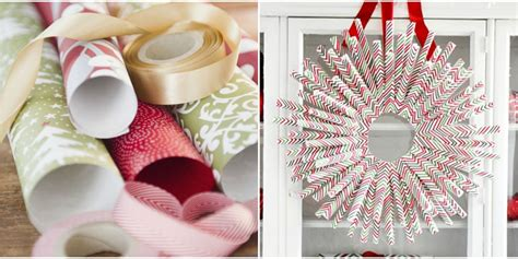 51 trash to treasure christmas crafts diy holiday
