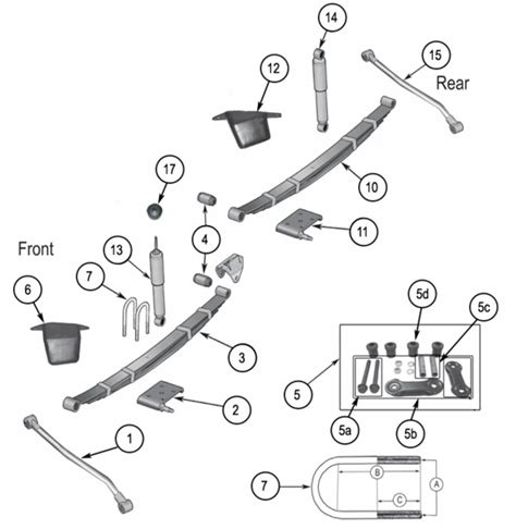 jeep suspension diagram jeep wrangler yj suspension parts exploded view diagram