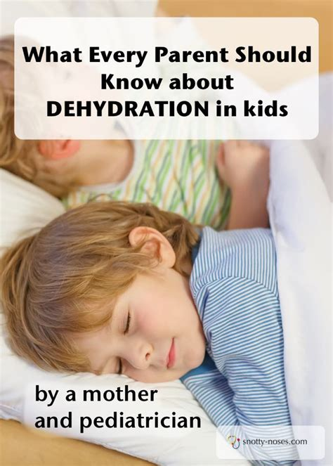 dehydration in toddlers signs of dehydration