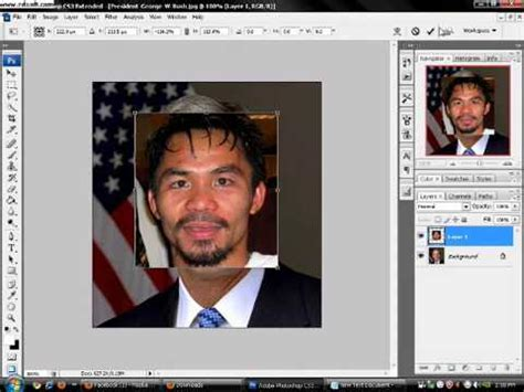 tutorial adobe photoshop cs3 extended tutorial how to change face in adobe photoshop cs3