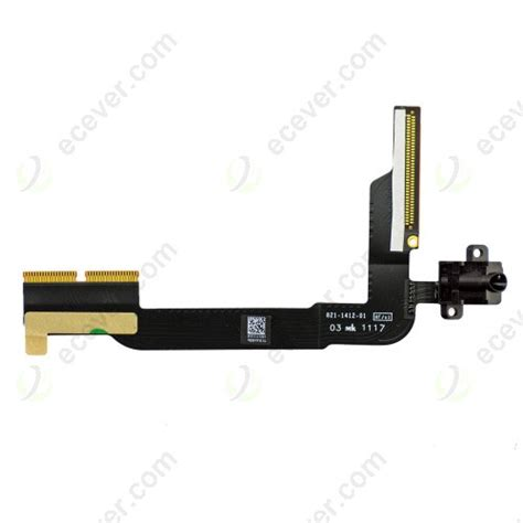 Spare Part 3 4 Wifi Jackphone Pcb Board Assembly oem 3 4 audio headphone flex cable wifi version